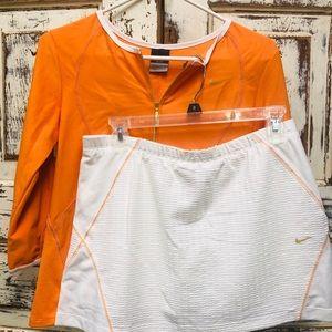 Ladies Nike Tennis Outfit